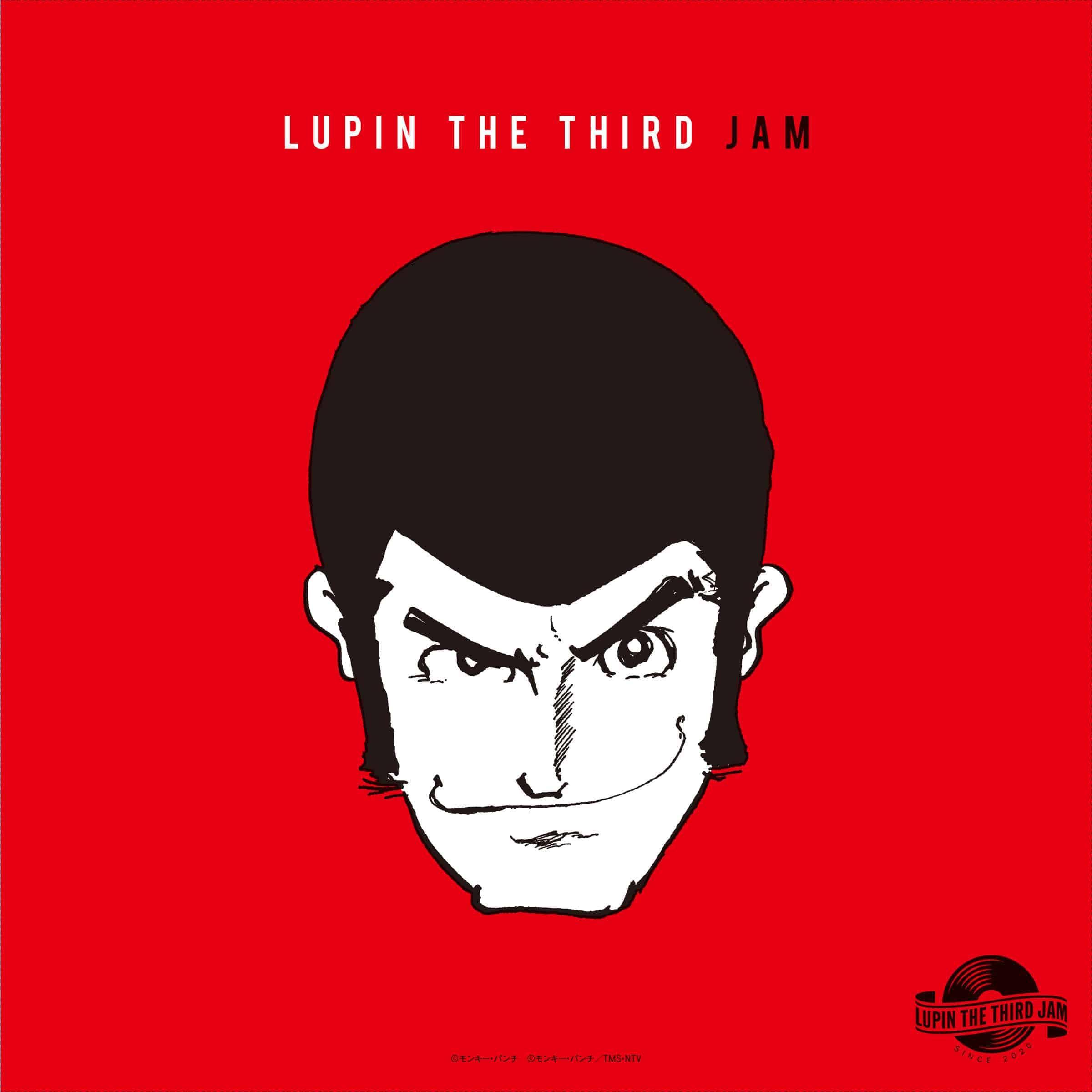 ルパン三世 JAM CREW – LUPIN THE THIRD JAM -ルパン三世REMIX- LP